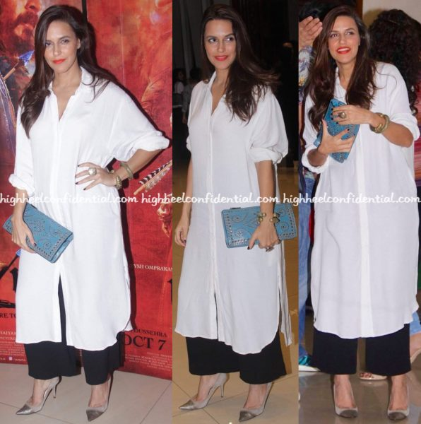 neha-dhupia-at-mirzya-screening
