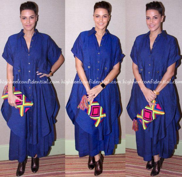 neha-dhupia-wears-chola-to-no-filter-neha-launch