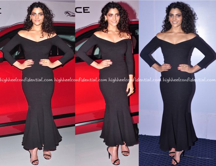saiyami-kher-wears-gauri-and-nainika-to-jaguar-f-pace-car-launch