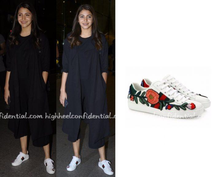 anushka-sharma-gucci-sneakers-mumbai-airport