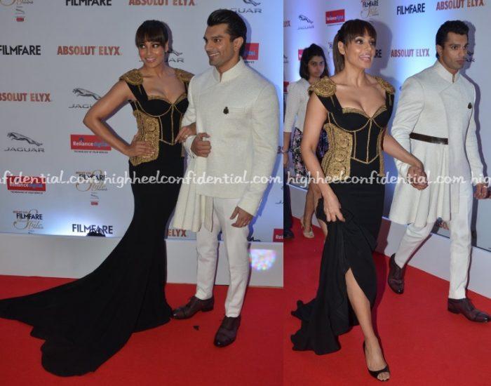 bipasha-basu-karan-singh-grover-shantanu-nikhil-filmfare-style-awards