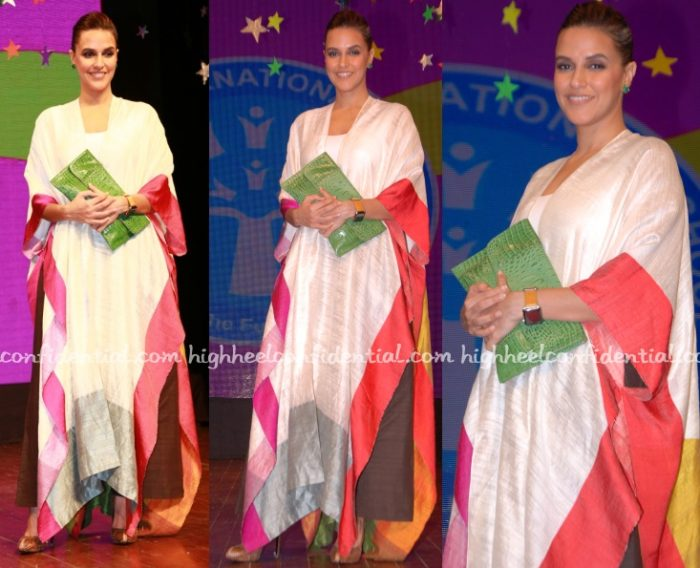 neha-dhupia-payal-khandwala-podar-school-annual-function