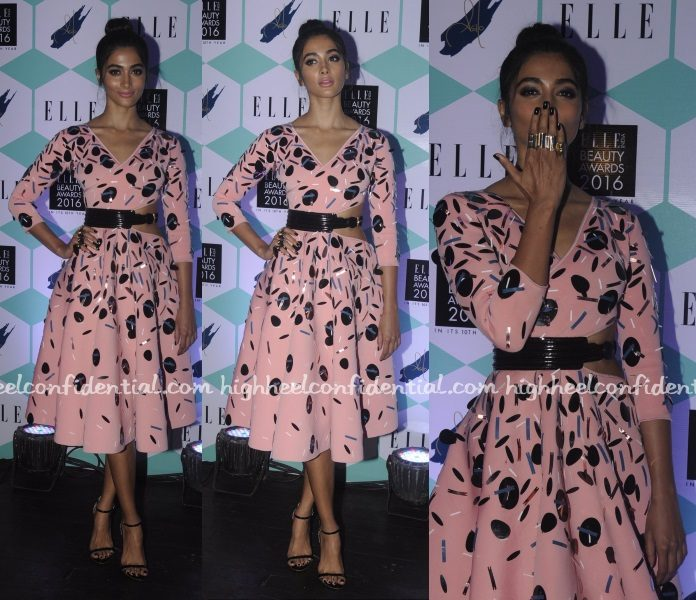 pooja-hegde-shivan-narresh-elle-beauty-awards-2016