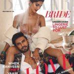 Ranveer and Vaani on Bazaar Bride; (Un)Covered