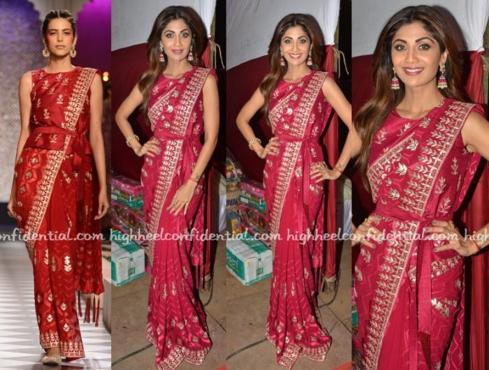 shilpa-shetty-anita-dongre-goodwin-store-lunch