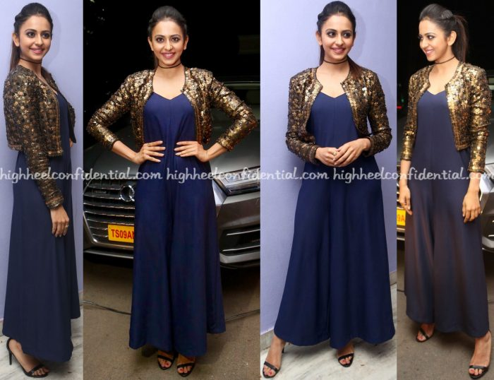 rakul-preet-singh-wears-nitya-bajaj-to-dhruva-trailer-launch-2