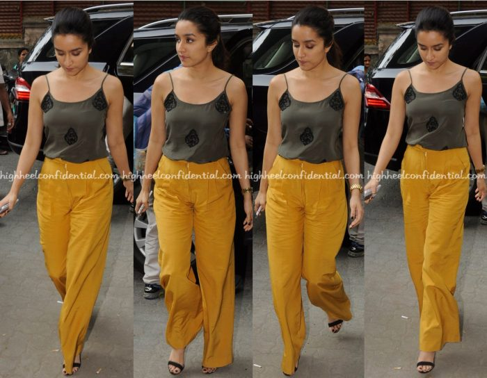 shraddha-kapoor-wears-encrustd-and-pocko-jacky-to-rock-on-2-promotions-2
