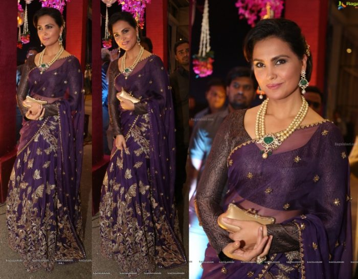 lara-dutta-monisha-jaising-anam-mirza-wedding-reception