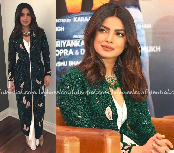 priyanka-chopra-ampm-couture-sarvann-trailer-launch