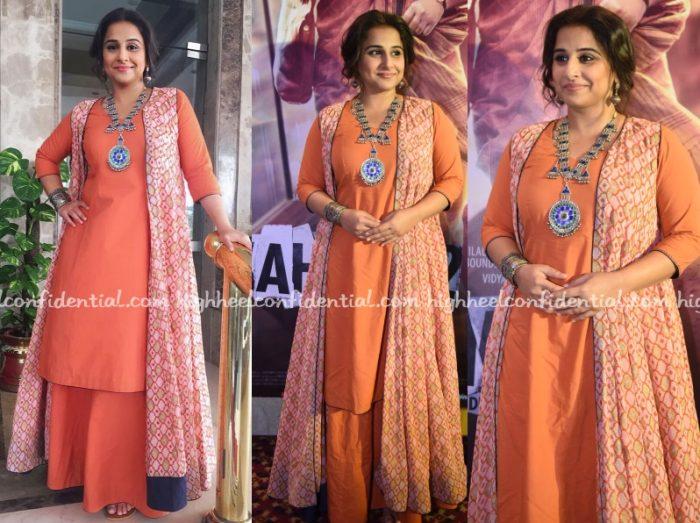 vidya-balan-mint-blush-amrapali-kahaani-2-promotions