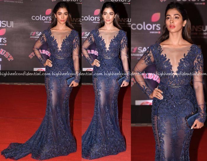 pooja-hegde-wears-zia-nakad-to-stardust-awards-2016-1
