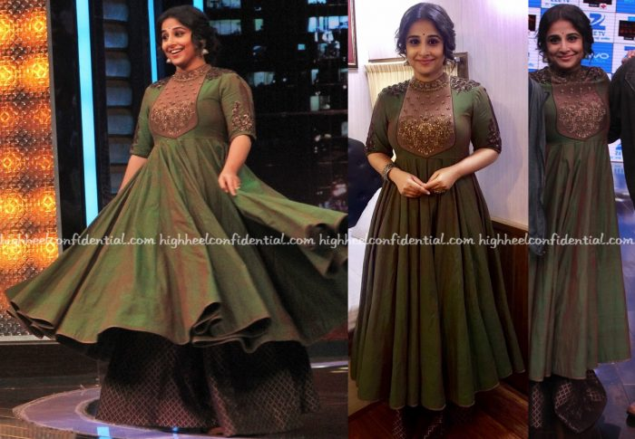vidya-balan-wears-dhruv-singh-to-yaaron-ki-baraat-sets-for-kahaani-2-promotions-1