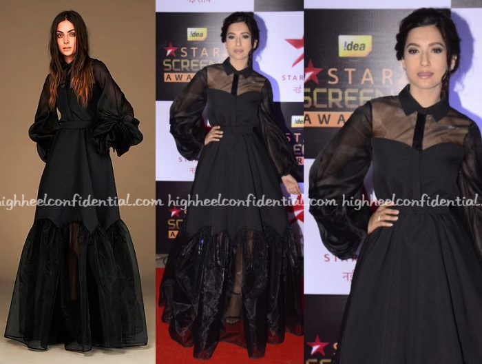 gauahar-khan-avaro-figlio-star-screen-awards-2016
