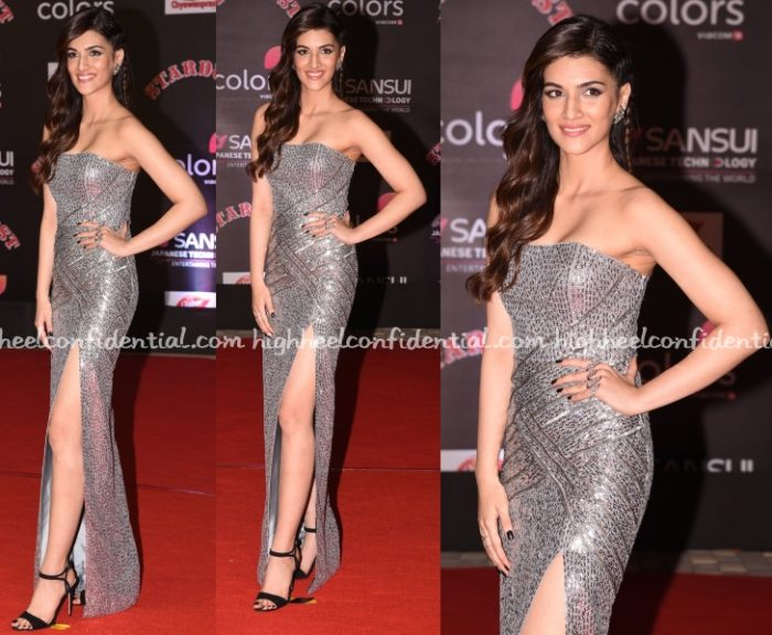 kriti-sanon-papa-dont-preach-stardust-awards-2016