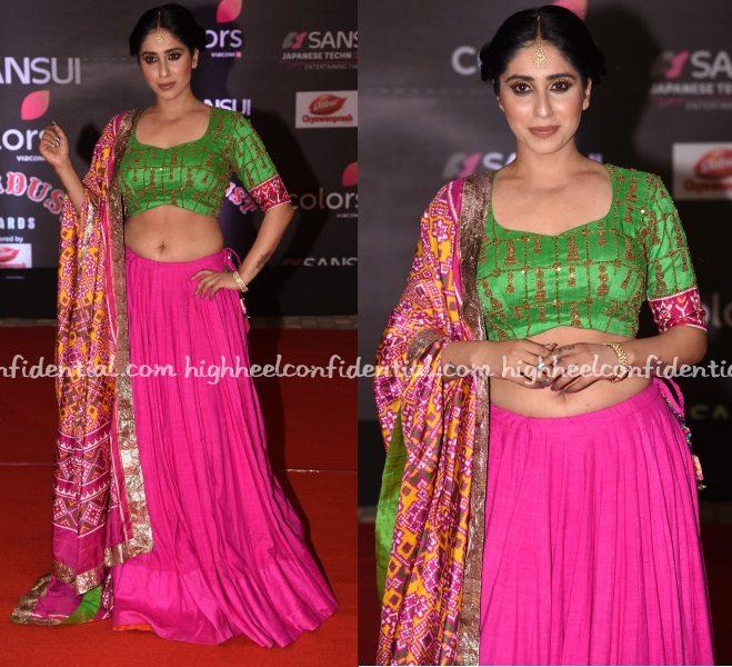 neha-bhasin-gaurang-stardust-awards-2016