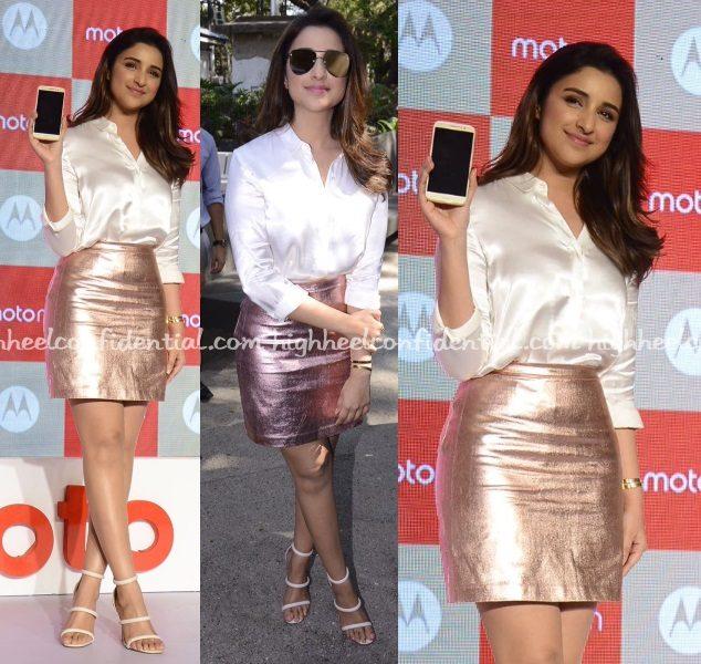parineeti-chopra-zara-hm-motorola-phone-launch