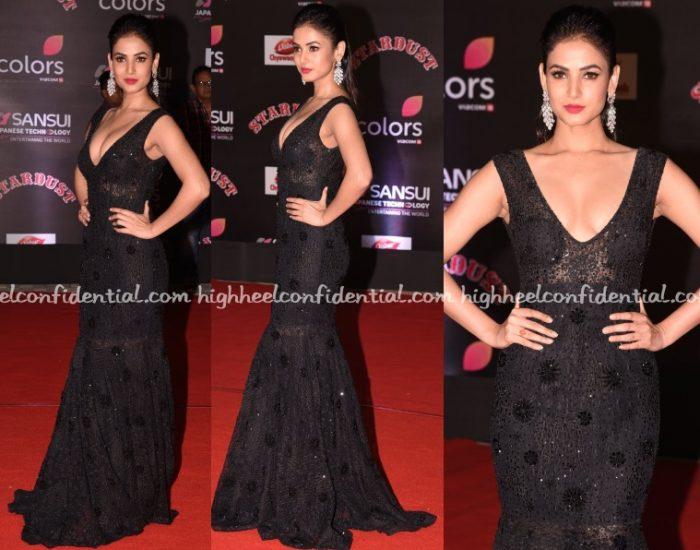 sonal-chauhan-shriya-som-stardust-awards-2016