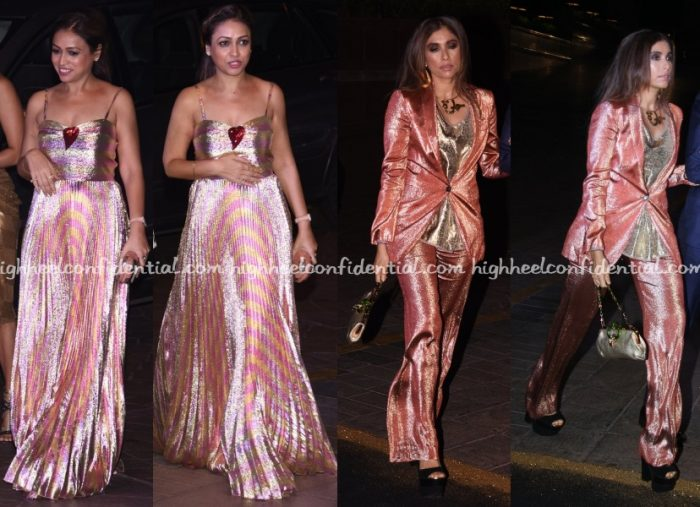 surily-goel-roohi-jaikshan-gucci-manish-malhotra-50th-birthday-bash