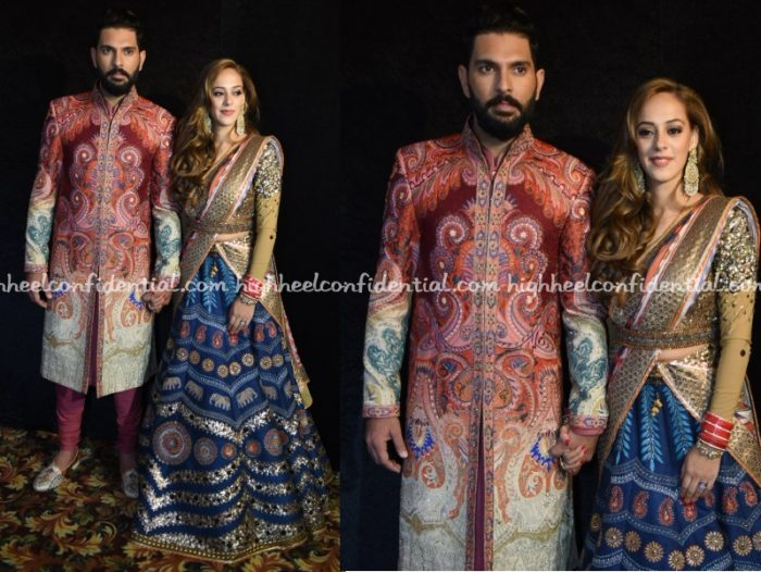 yuvraj-singh-hazel-keech-valaya-delhi-wedding