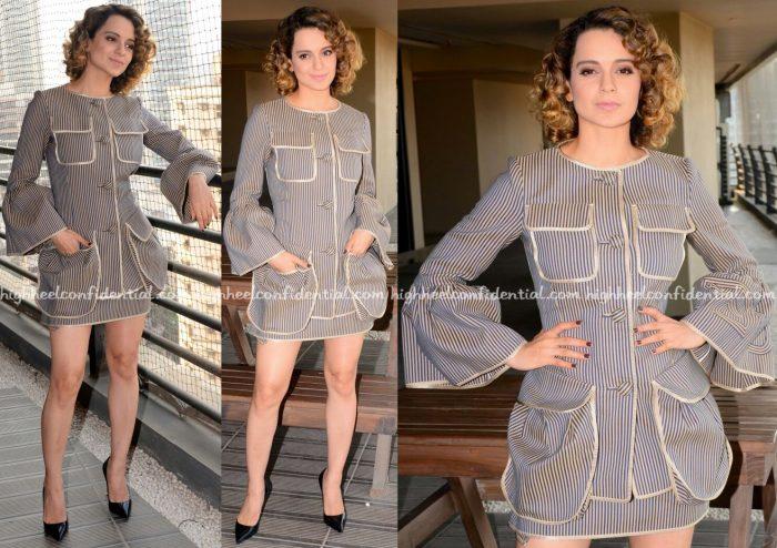 Kangana Ranaut Wears Fendi To Rangoon Promotions-2