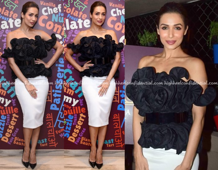 Malaika Arora at the launch of Palate Culinary Academy