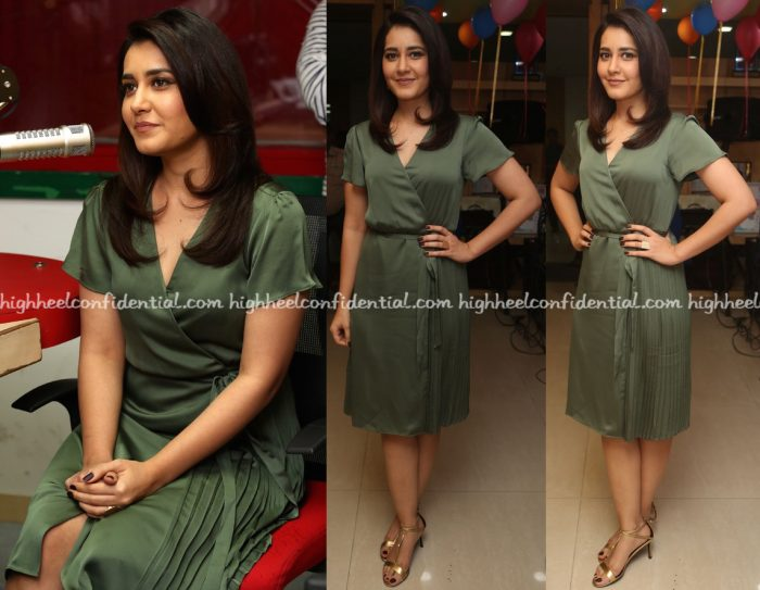 raashi-khanna-wears-banana-republic-to-radio-mirchi-event-in-hyderabad