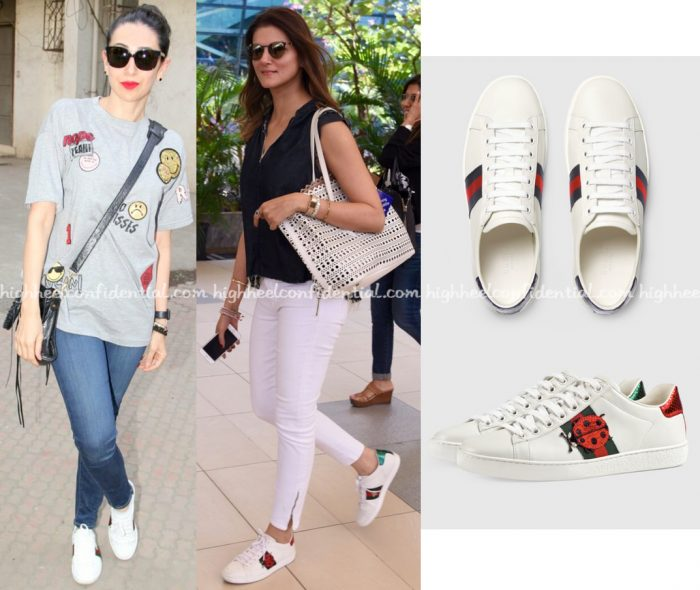 See It, Shop It- Karisma Kapoor And Nandita Mahtani's Gucci Sneakers-2
