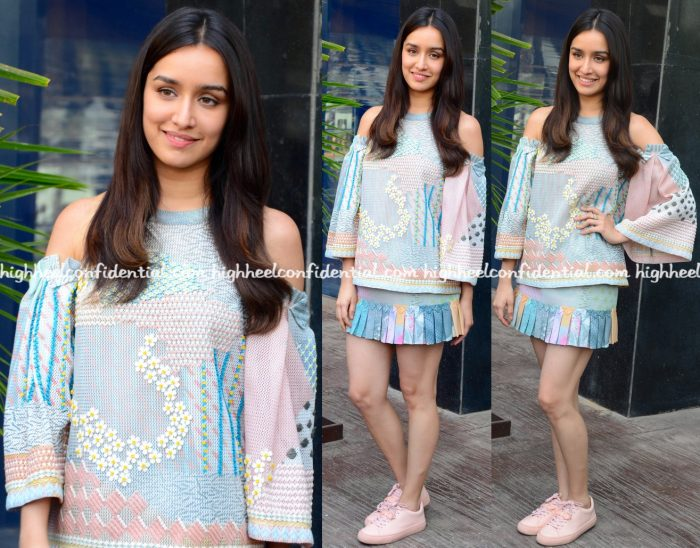 shraddha-kapoor-in-pankaj-and-nidhi-at-ok-jaanu-promotions-2