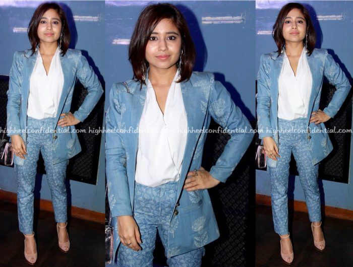 Shweta Tripathi In Show Shaa At 'The Trip' Success Party