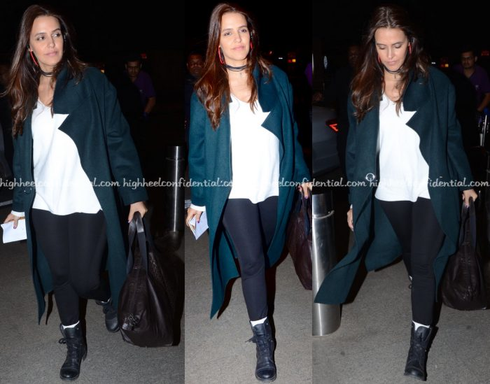 travelvogue-neha-dhupia-photographed-in-marks-spencer-at-mumbai-airport-1