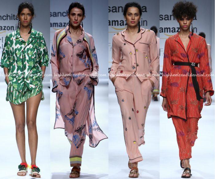 amazon-india-fashion-week-sanchita