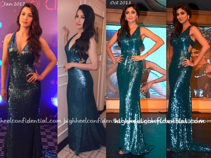 gauahar-khan-rajat-tangri-corporate-awards-2017-shilpa-shetty