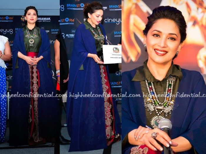 madhuri-dixit-payal-khandwala-indian-academy-awards-2017