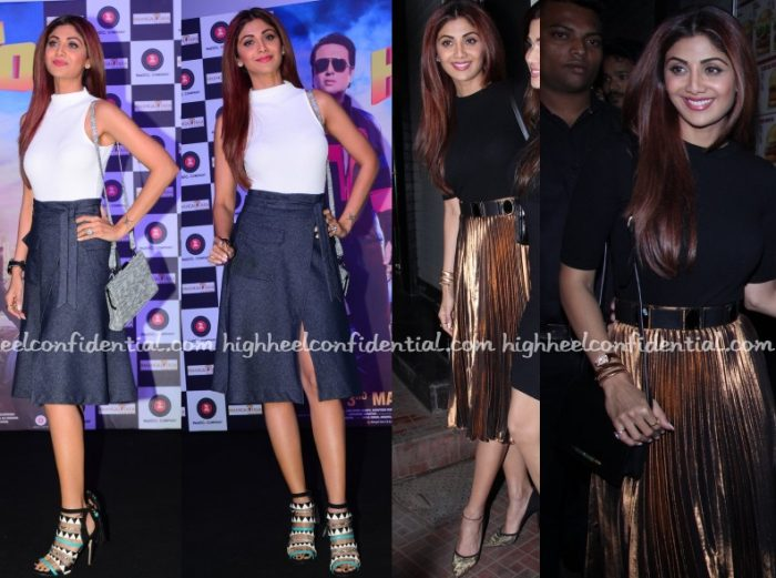 shilpa-shetty-dinner-govinda-movie-launch