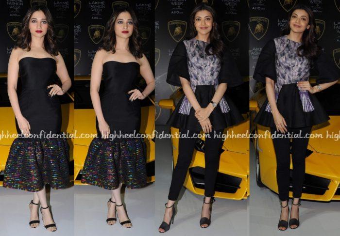tamannaah-bhatia-kajal-aggarwal-amit-aggarwal-lakme-fashion-week-2017