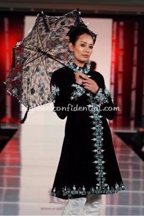 Bridal Asia 08 Honey Waqar Maheen Khan High Heel Confidential
