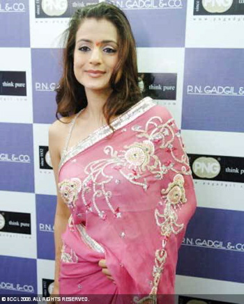 ameesha-patel-7th-anniversary-of-the-png-showroom-pink-sari.jpg