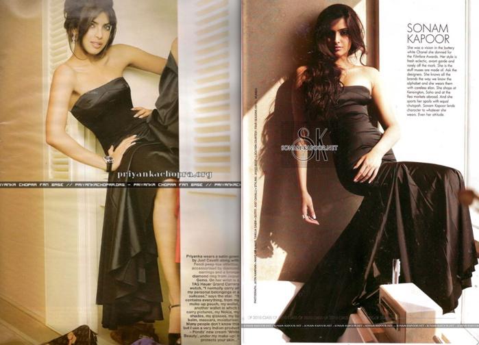 priyanka-chopra-hello-magazine-sonam-kapoor-filmfare-roberto-cavalli-dress