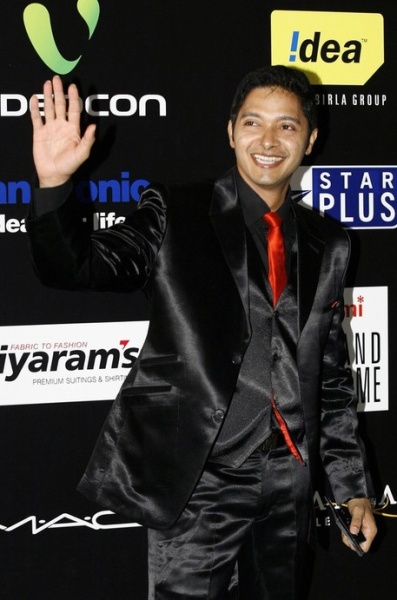 shreyas-talpade-iifa-awards-2009