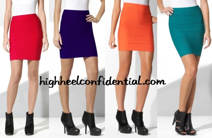 bcbg-textured-tube-skirts