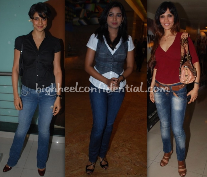 gul-panag-shreya-ghoshal-anupama-verma-kissan-screening_0