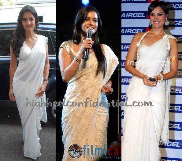 katrina-kaif-white-sari-rajiv-gandhi-awards