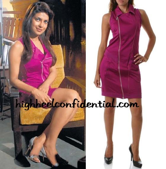 priyanka-chopra-diesel-pink-dress