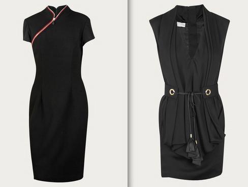 alexander-mcqueen-stella-mccartney-black-dress