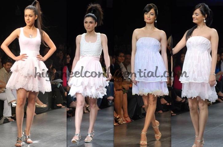 dia-mirza-nishka-lulla-lakme-fashion-week-spring-2010