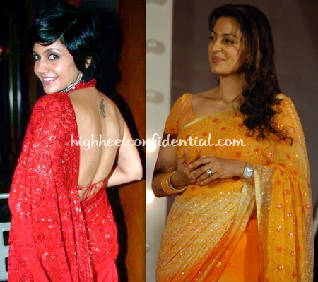 mandira-bedi-juhi-chawla-bharat-and-dorris-awards-09-saris-1