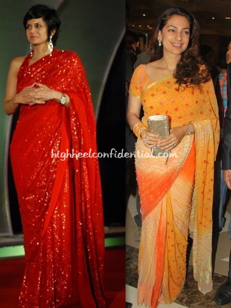 mandira-bedi-juhi-chawla-bharat-and-dorris-awards-09-saris
