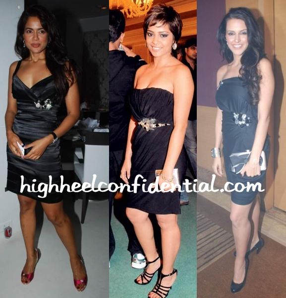 sameera-reddy-shahana-neha-black-dress