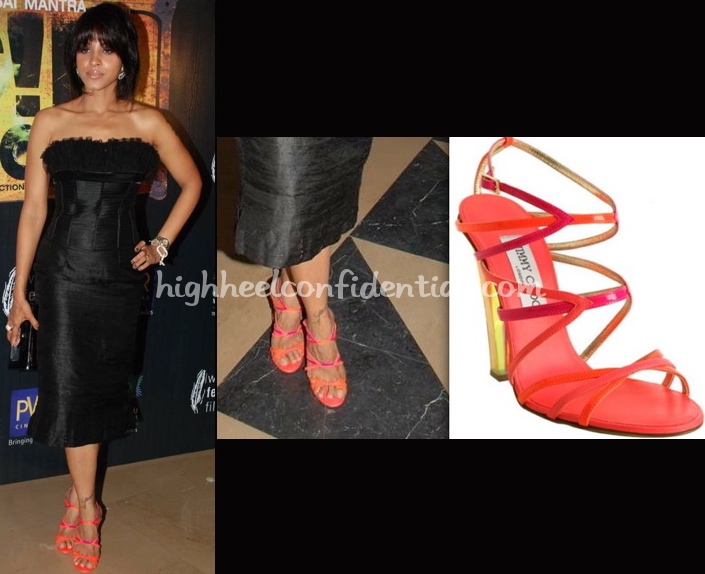 jimmy-choo-poppy-leather-sandals-mansi-scott-acid-factory-premiere