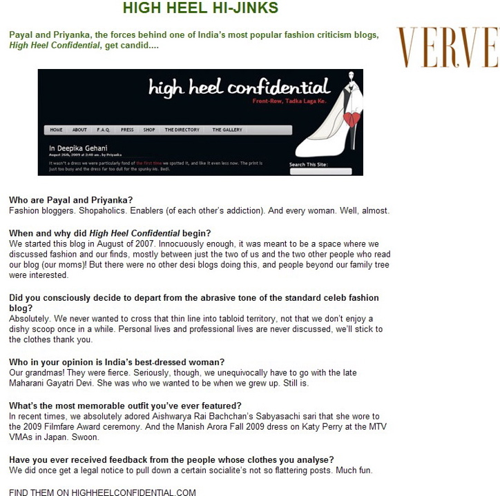 press-verve-high heel confidential-oct 09